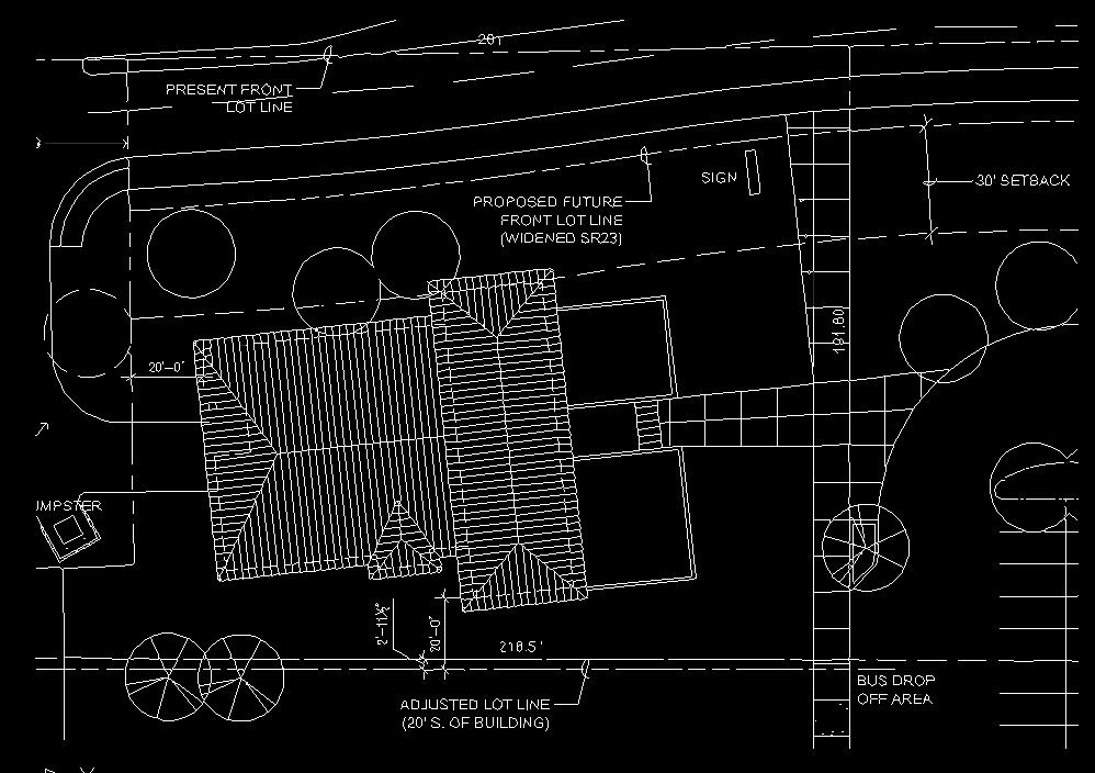 Auto Cad Drawing Program
