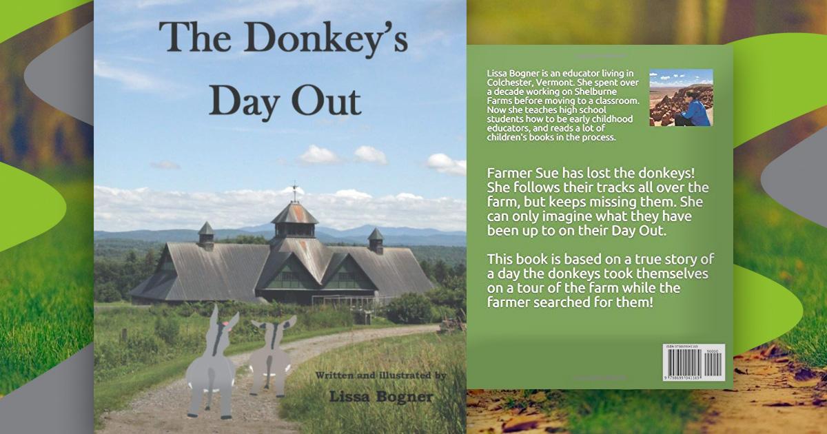 Lissa Colburn Bogner Releases Children's Book!