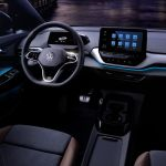 Volkswagen shows off minimalist interior of its forthcoming ID 4 electric SUV