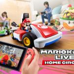 Mario Kart Live: Home Circuit is a Switch racer that uses RC cars