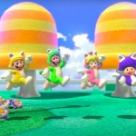 Super Mario 3D World and other classic Mario games are coming to the Switch