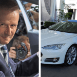 Musk Meets Volkswagen CEO in Germany, Test Drives Competing EV ID.3