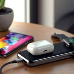 Satechi Quatro packs Apple Watch and Qi wireless charging into a USB-C battery bank