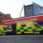 The UK's health system plans to slash greenhouse gas emissions