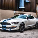 2020 Ford Mustang Shelby GT350 Heritage Edition first drive review: A slick nod to the past     – Roadshow
