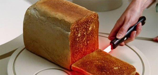 Le couteau grille-pain