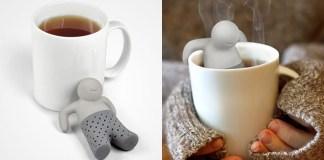 bonhomme infuseur de thé