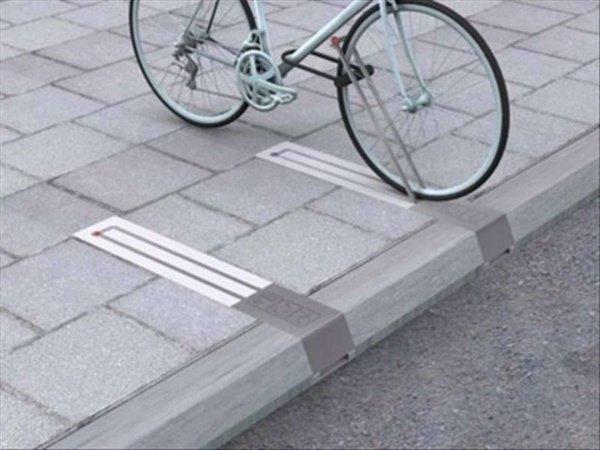 Le parking à vélo novateur, discret et pratique