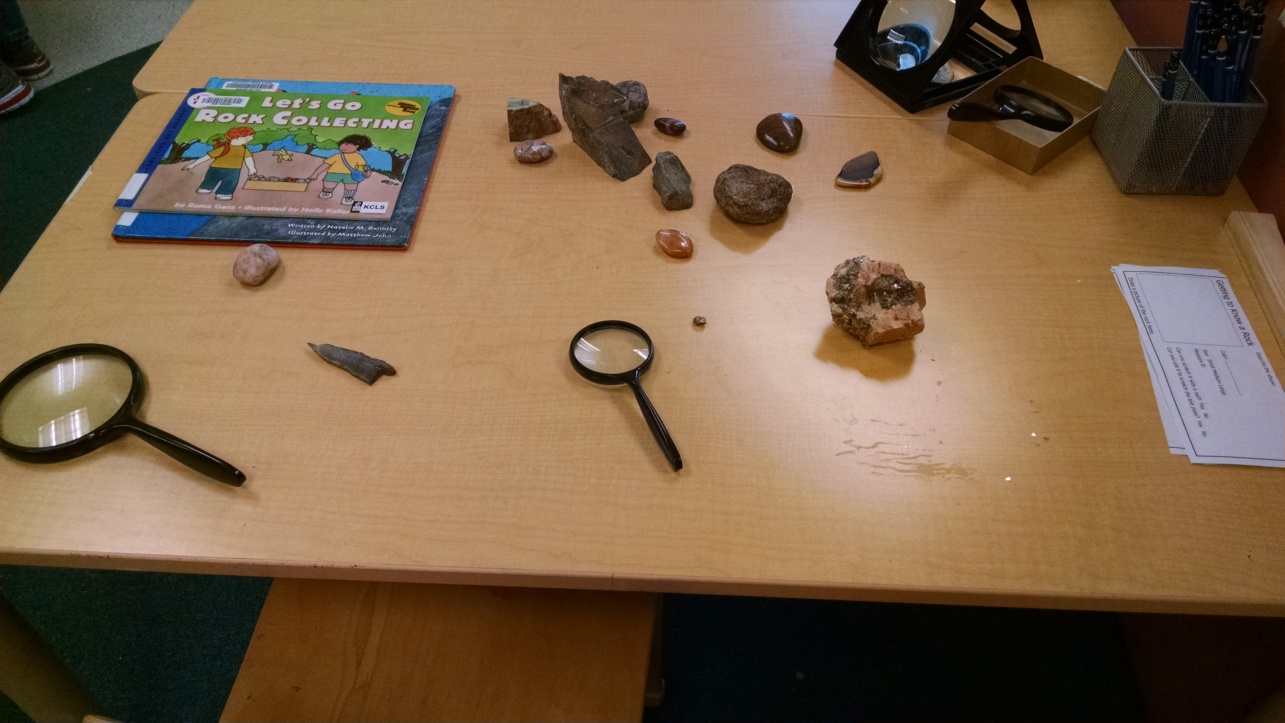 Geology For Kids Learn About Rocks Inventors Of Tomorrow
