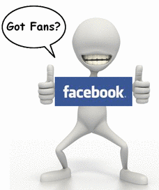 Facebook Fan Pages!