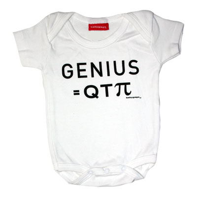 Ingenius Clothing For A Genius Baby