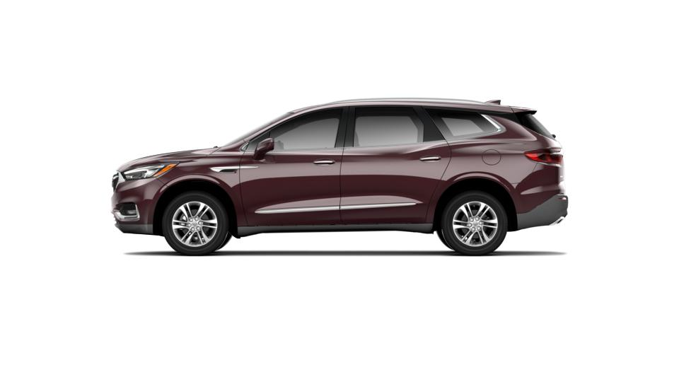 2018 Gga Black Cherry Metallic Buick Enclave For Sale In