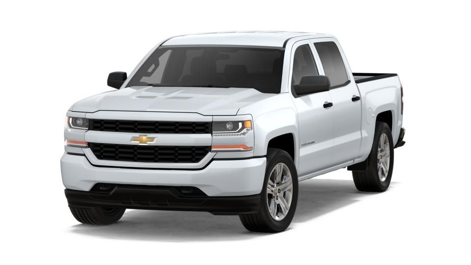 J8510 New 2018 Chevrolet Silverado 1500 For Sale In San