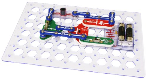 Elenco Snap Circuits SC-300- Contains Over 60 Snap