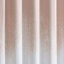 vince camuto lyon cotton shower curtain blush white size 72 w x 72 h