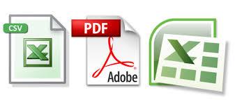 Export to PDF