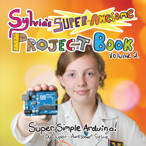 Announcing: Super-Awesome Sylvia's Super-Awesome Project Books