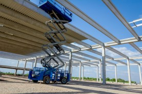 Aerial Work Platform, Scissor Lift