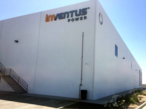 Inventus Power's new Tijuana site is one of industry's largest manufacturing facilties in North America