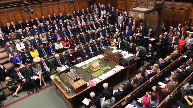 Super Saturday - House of Commons