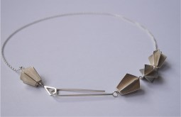 Front fastening necklace 2