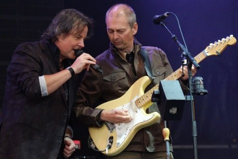 Runrig 23 - Party on the Moor - In Pictures