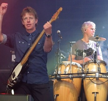 Runrig 7 - Party on the Moor - In Pictures