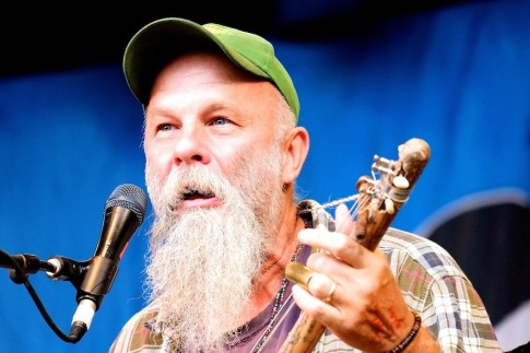 Seasick Steve 1 - Just Dance