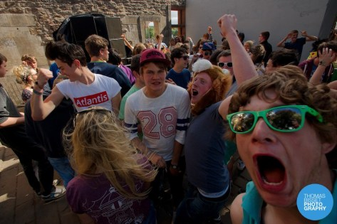 Out and About at Belladrum 2013