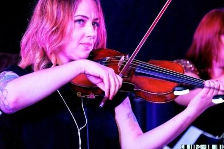 Cairn String Quartet 1 - Jocktoberfest 2013 in Pictures