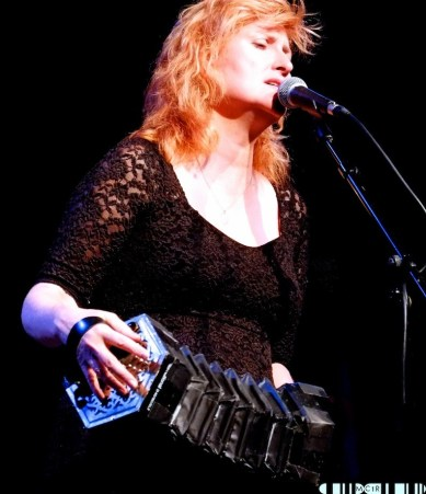 Eddi Reader 23 - Eddi tops the show