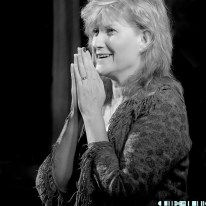 Eddi Reader QA 1 - Eddi tops the show