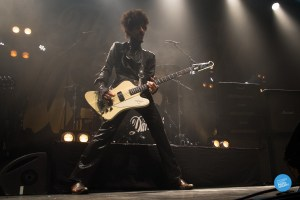 The Darkness at The Ironworks, Inverness (UK)