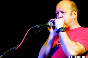Dougie Burns Al Lewis 2 - Clutha Fundraiser Day 2 - Pictures