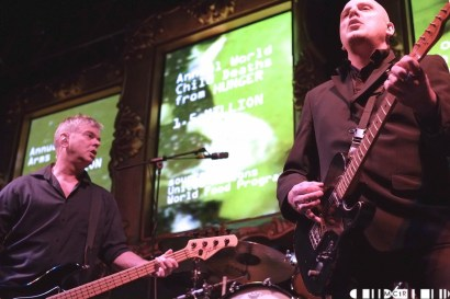 The Stranglers 13 - The Stranglers at The Ironworks - Pictures