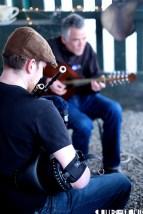 Iain McLeod and Euan Campbell