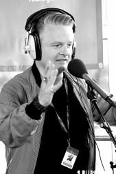Radio GoNorth Vic Galloway - Life on the air