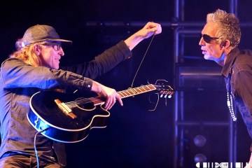 Alabama 3 Unplugged 61 - Loopallu 2014 Day 2 - Pictures