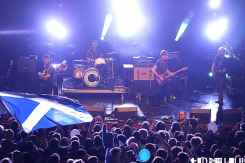 Franz Ferdinand - A Night for Scotland: Vote Yes - Pictures