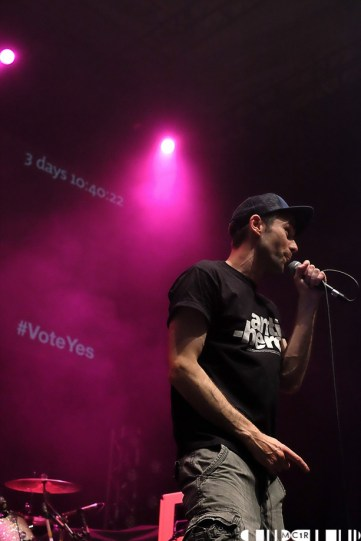 Stanley Odd - A Night for Scotland: Vote Yes - Pictures