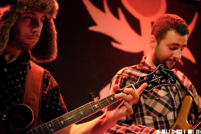 The Whiskys 6 - Friday Night at Jocktoberfest 2014 - Photographs