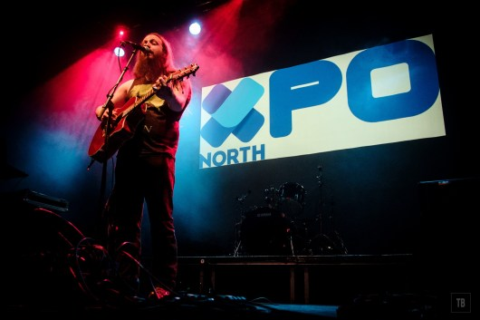 Toby Michaels playing XpoNorth for the first time