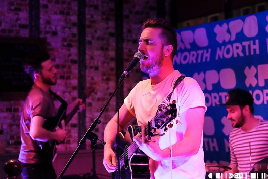 """Nieves bring an end to the IGigs stage, an emotionally intensity rightfully earning a number of """"one's to watch at XpoNorth"""" reccomendations"""