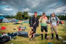 DSC 1951 2 - Life on the campsites, Belladrum 15 - Pictures