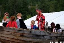 Festival Site and Festival Folk 15 - Belladrum 15 - Thursday Festival Folk