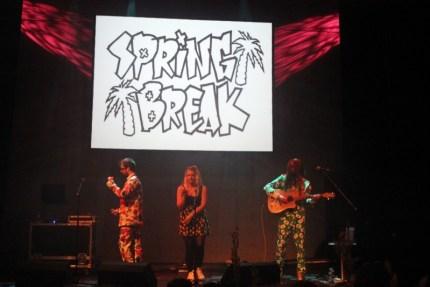 Spring Break at North Hop 2015