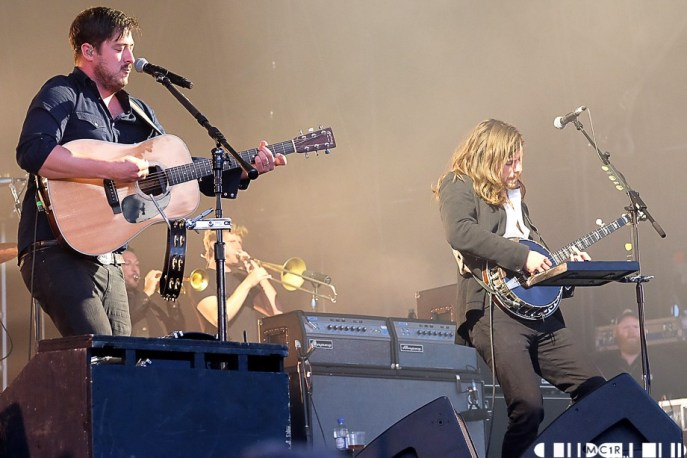 Mumford Sons 24 - Gentlemen of the Road, Mumford & Sons - Pictures