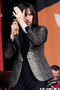 Primal Scream 21 - Gentlemen of the Road, Primal Scream - Pictures