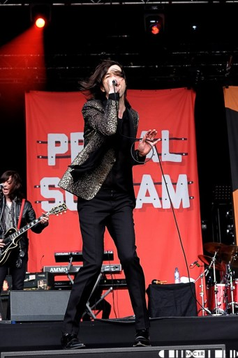 Primal Scream 211 - Gentlemen of the Road, Primal Scream - Pictures