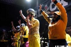 Colonel Mustard and the Dijon Five-9